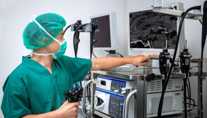 Shërbimet Endoskopike